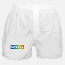 Groovy cl block Boxer Shorts