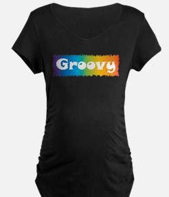 Groovy cl block T-Shirt