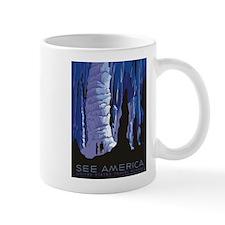 Carlsbad Caverns WPA Poster Mug