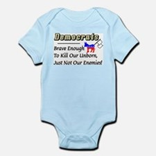 """Brave Enough"" Infant Bodysuit"