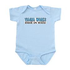 """Viagra Works"" Infant Bodysuit"