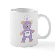 #@%! Bear Mug