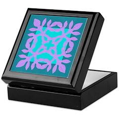 Papercut Keepsake Box