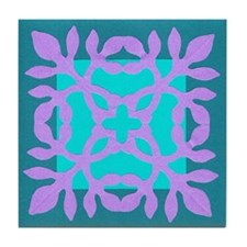 Papercut Tile Coaster