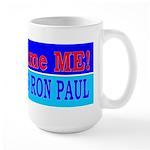 Don't Blame ME-RP Large Mug