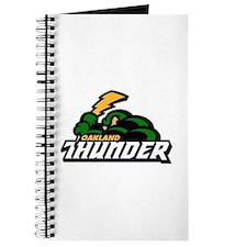 Oakland Thunder Journal