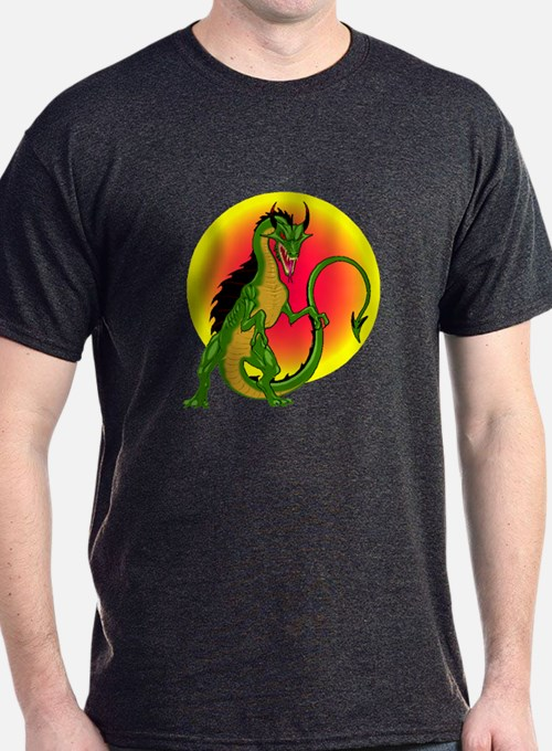 Angry Dragon T-Shirt