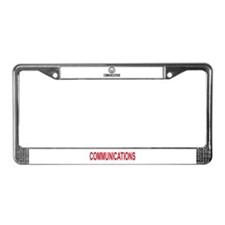 Unique Puget sound License Plate Frame