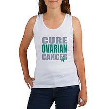 Cure Ovarian Cancer Women's Tank Top