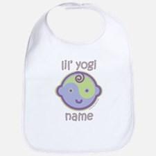 Lil' Yogi (Green/Purple) Bib