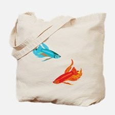 Siamese 2 Tote Bag