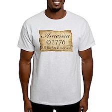 Copyright 1776 T-Shirt