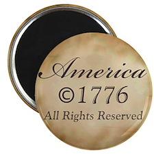 Copyright 1776 Magnet