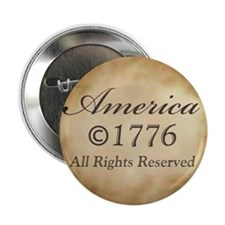 "Copyright 1776 2.25"" Button (100 pack)"