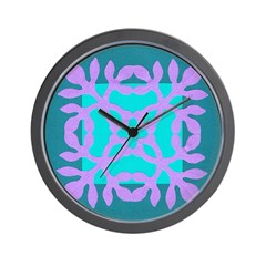 Papercut 2 Wall Clock