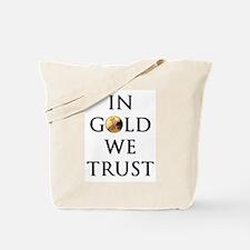 Goldbug Tote Bag