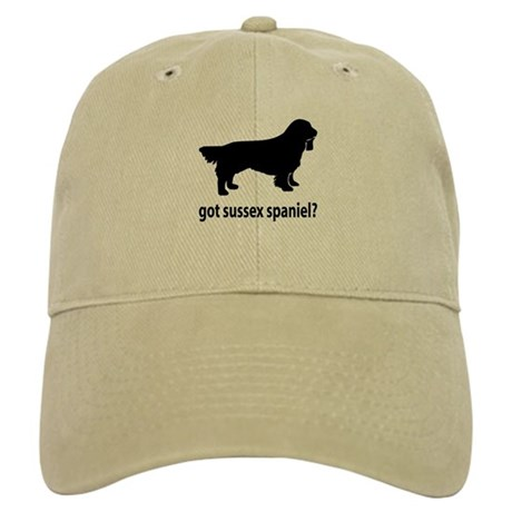 Got Sussex Spaniel? Cap