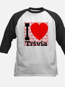 I Love Trivia Tee
