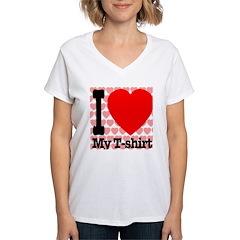 I Love My T-shirt Shirt