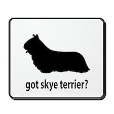 Got Skye Terrier? Mousepad