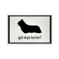 Got Skye Terrier? Rectangle Magnet