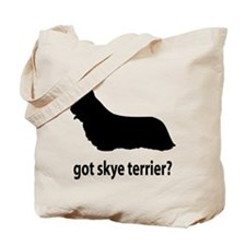 Got Skye Terrier? Tote Bag