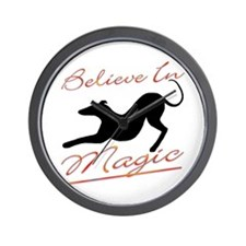 BELIEVE IN MAGIC CLOCK