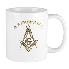 A Widows Son Mug