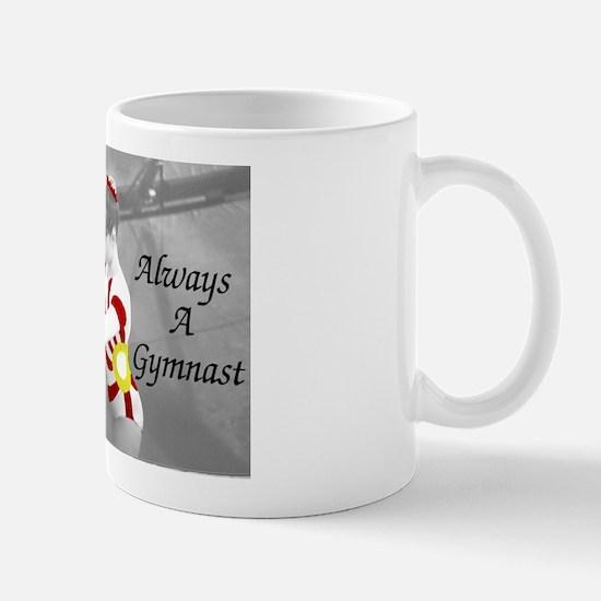 Once A Gymnast Mug