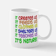 It's Nature Mug