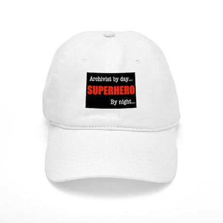 Superhero Archivist Cap
