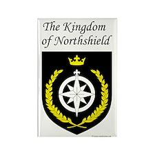 Kingdom of Northshield Rectangle Magnet (100 pack)