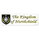 Kingdom of Northshield Bumper Sticker (10 pk)