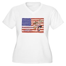 American Heroes Child Care T-Shirt