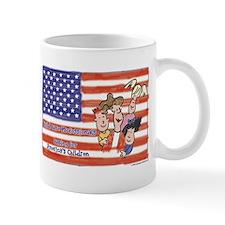 American Heroes Child Care Mug