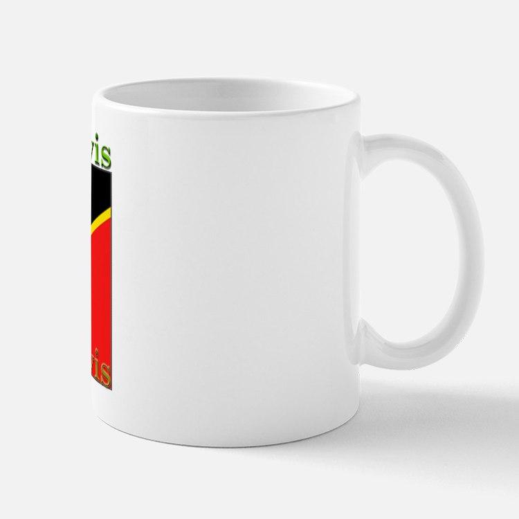 St Kitts & Nevis Mug