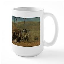 Lion Cubs Mug