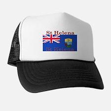 St Helena Trucker Hat
