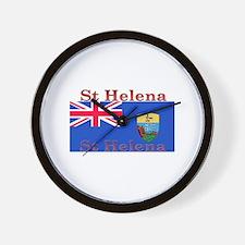 St Helena Wall Clock