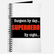 Superhero Surgeon Journal