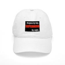 Superhero Surgeon Baseball Cap