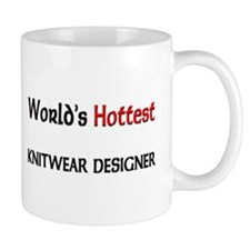 World's Hottest Knitwear Designer Mug