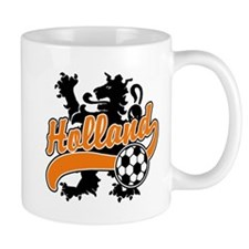 Holland Soccer Mug