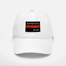 Superhero Psychologist Baseball Baseball Cap