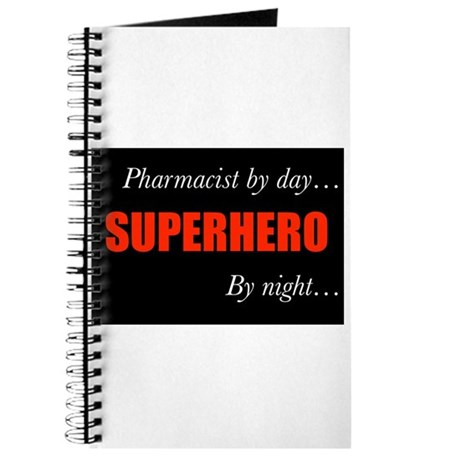 Superhero Pharmacist Journal