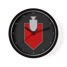 New Knight Wall Clock