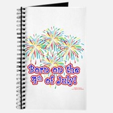 Born on the 4th of July Journal