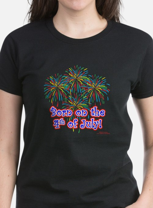 Born on the 4th of July Tee