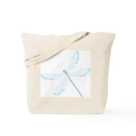 dragon fly design Tote Bag