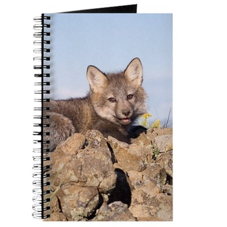 Cross Fox Kit Journal